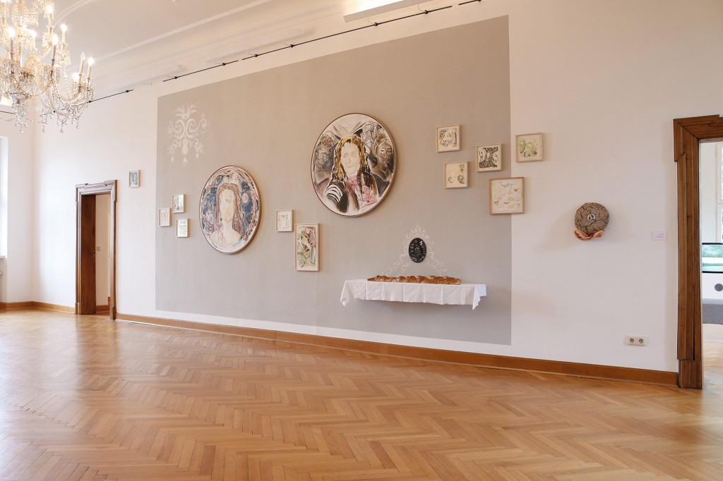 Ausstellung Schloss Agathenburg